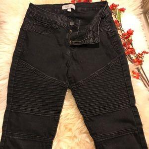 Cello Jeans Black Size 5